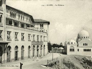 L'école Marengo et la Medersa