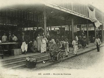 Marché de Chartres