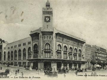 Les Galeries de France