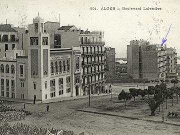 Ancien boulevard Laferrière