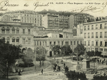 Ancienne Place Bugeaud