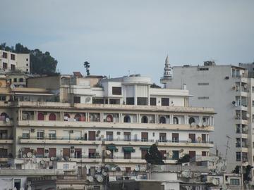Immeuble Algeria