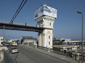 Ascenseur de la gare