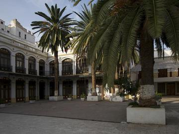 Centre culturel national du Moudjahid