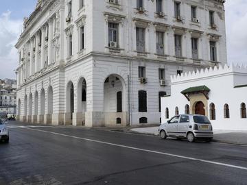 Chambre algérienne de commerce et d'industrie