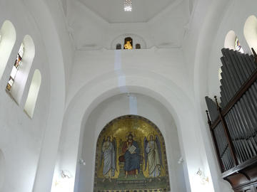 Eglise anglicane de la Sainte-Trinité