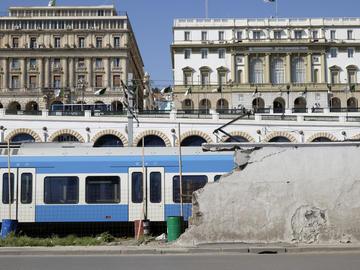 Banque centrale d'Algérie et Sénat