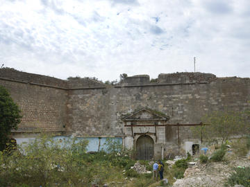 Fort San Andrès