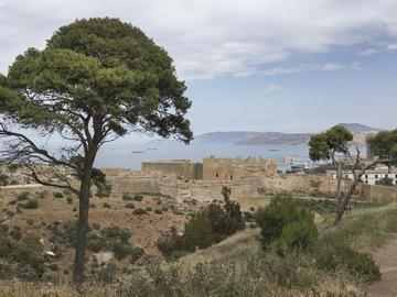Ancienne citadelle espagnole