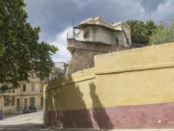 Palais du Dey. Pavillon dit de la Favorite