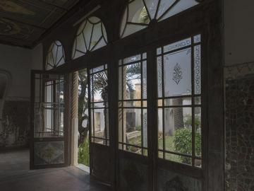 Palais du Dey, pavillon dit de la Favorite
