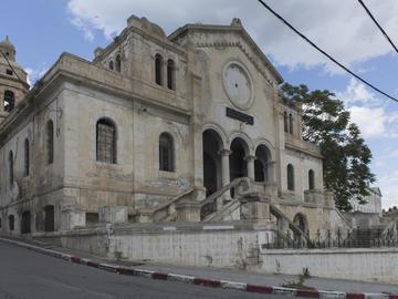 Ancienne église Saint-Louis