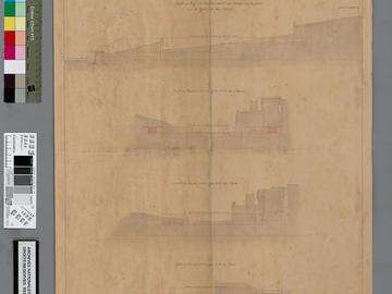 Avant-projet d'un palais de justice pour la ville d'Alger
