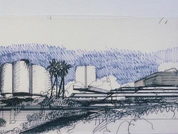 Projet de Centre administratif à Annaba