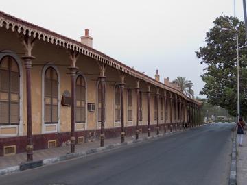Anciens bureaux de la Compagnie