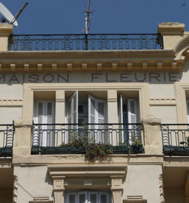 Immeuble MAISON FLEURIE