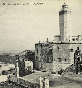 Alger, phare de l'Amirauté