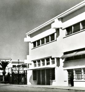 La nouvelle Gare Maritime (Terminal 2)