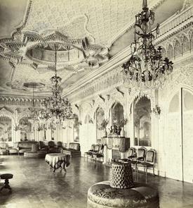 Palais d'Hiver du Gouvernement. Intérieur.