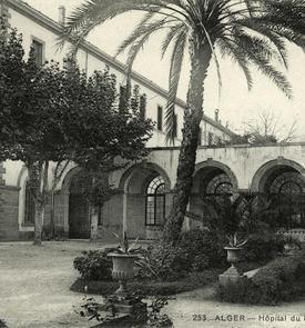 Ancien hôpital militaire Maillot