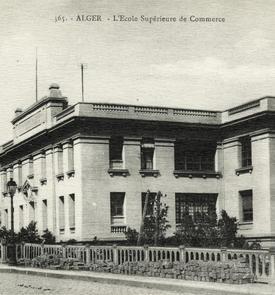 École supérieure de commerce