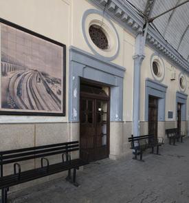 gare de chemin de fer