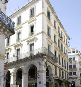 Ancien immeuble Scala