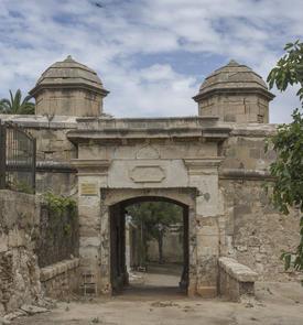 Porte du Santon