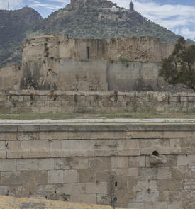 Ancienne forteresse de Rosalcazar, puis Palais du Dey.