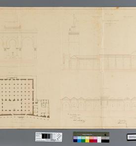 Projet de restauration des bâtiments de la Grande Mosquée