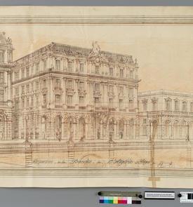 Banque de l'Algérie à Alger