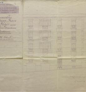 """Immeuble de rapport """"La Construction Moderne"""""""