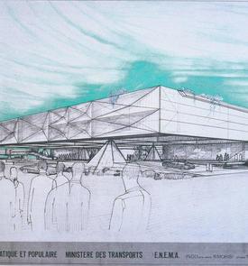 Pavillon d'honneur de l'aéroport d'Alger