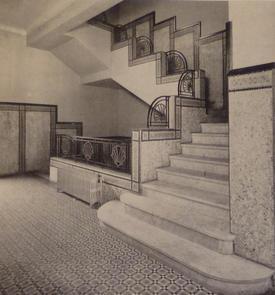 Ancien immeuble de la Compagnie SHELL