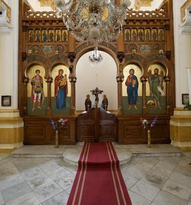 Église orthodoxe grecque