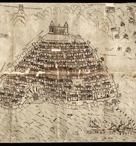 Alger en 1563