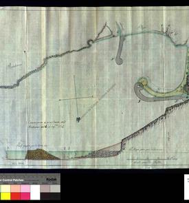 Plan du projet d'aménagement du port d'Oran